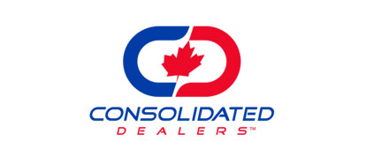 Consolidated Dealers Logo English