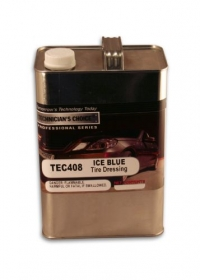 TEC 408 ICE BLUE TIRE DRESSING